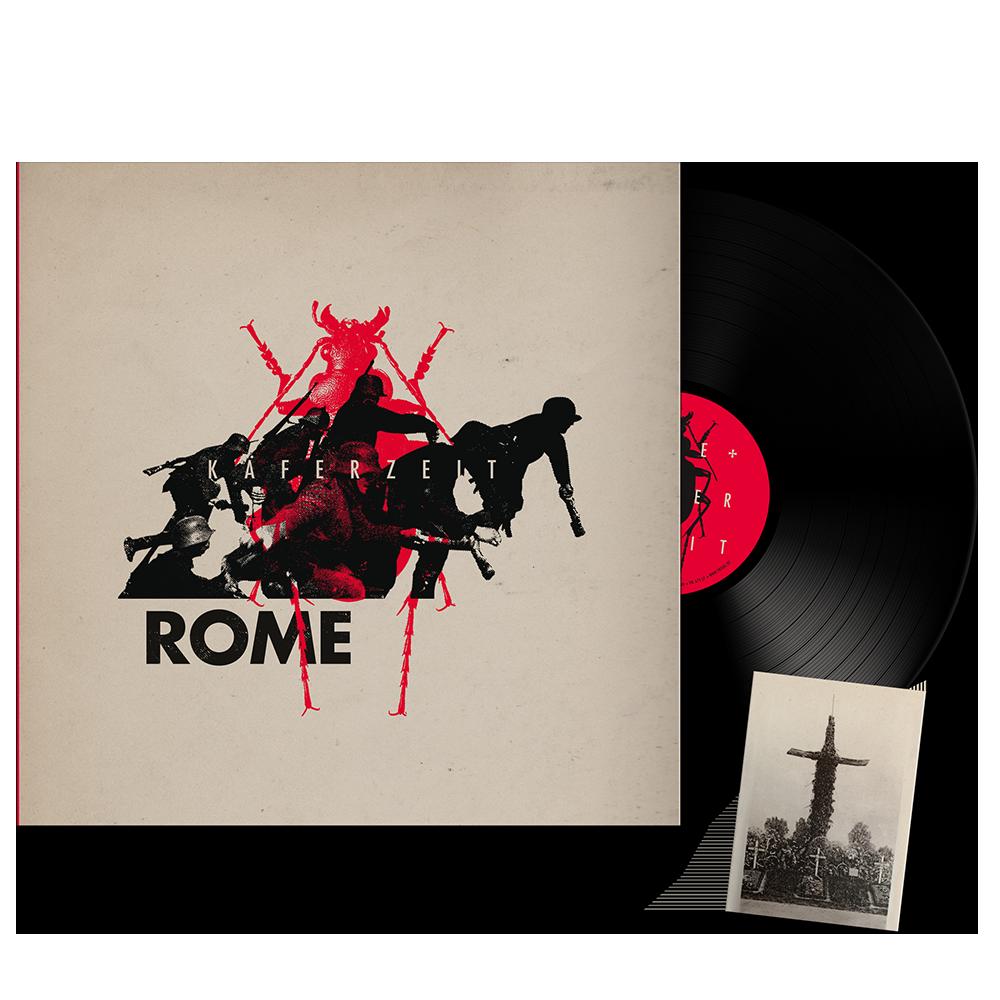 ROME – KÄFERZEIT - [LTD500] LP